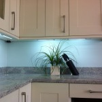 Kitchen backlighting