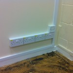 Twin Sockets Installed Factory Rugby