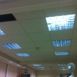 Office Lighting Fitted Rugby