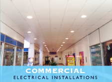 Commercial Electrical Installations Rugby & Warwickshire