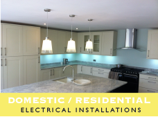 Domestic Electrical Installations Rugby & Warwickshire